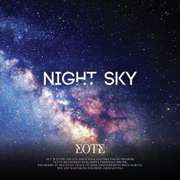 Embassy of the Envy - Night Sky